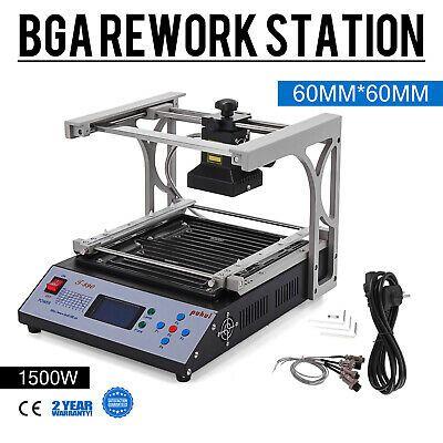 T-890 Infrared BGA Rework Station Repair Heating  SMT SMD IRDA Soldering Welder