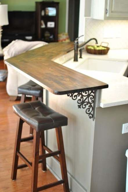 58 Trendy Ideas Kitchen Ideas On A Budget Wood Counter Butcher