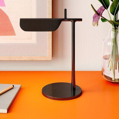 Flos Tab 12 87 Desk Lamp Color Black Led Lamp Table Lamp Flos