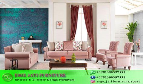 Set Sofa Ruang Tamu Minimalis Modern