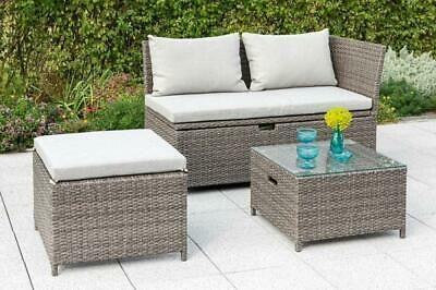 Merxx Tesimo Balkon Ecke Gartenmobel Gunstig Kaufen Ebay Gartenmobel Gartenmobel Lounge Set Aussenmobel