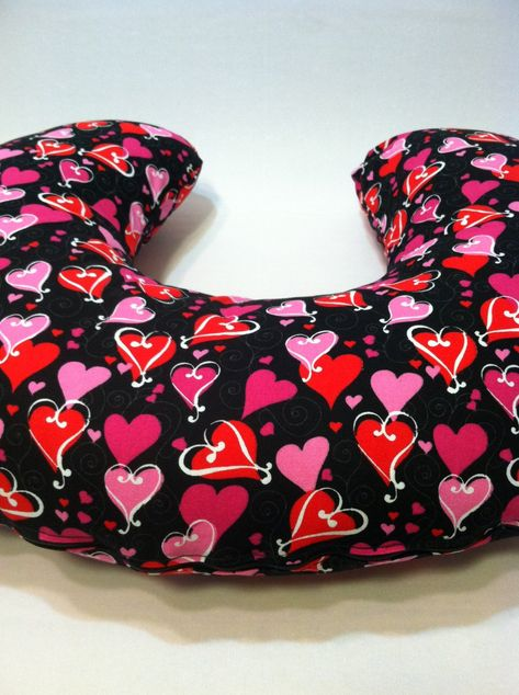 Hearts Boppy Cover Red And Pink Hearts Love Boppy Cover Nursing Enchanting Minnie Mouse Boppy Pillow Cover