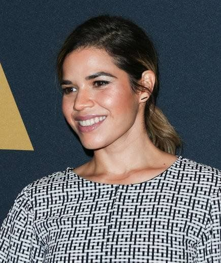 America Ferrera Gave Birth To A Son And We Re Totally Digging His