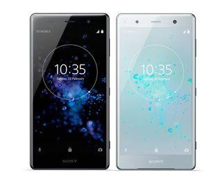 Sony Xperia Xz2 Premium Sony Sony Xperia Samsung Galaxy Phone