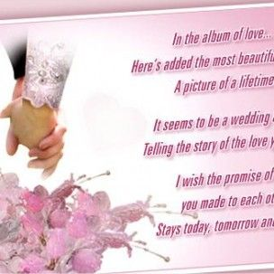 Best Wishes Quotes For Happy Married Life 6 304x303