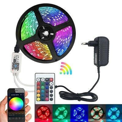 Sponsored Link Led Strip Smd 2835 Light Flexible 10m No Waterproof 12v Lights Rgb 300 Power Neo In 2020 Rgb Led Strip Lights Led Strip Lighting Strip Lighting