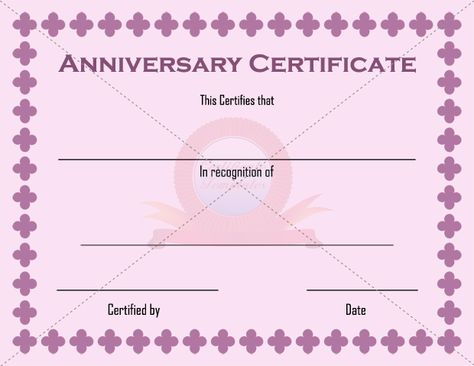 Certificate of Attendance Template | 가보고 싶은 장소 | Pinterest ...
