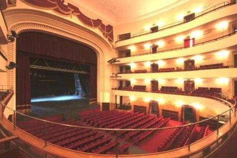 Teatro Duse Interno Theatre Pinterest Theatre And Teatro