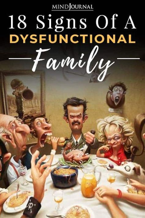 Some of the most poisonous people come disguised as friends and family. Read on to know the signs of a dysfunctional family and how to deal #toxicfamily #toxicpeople