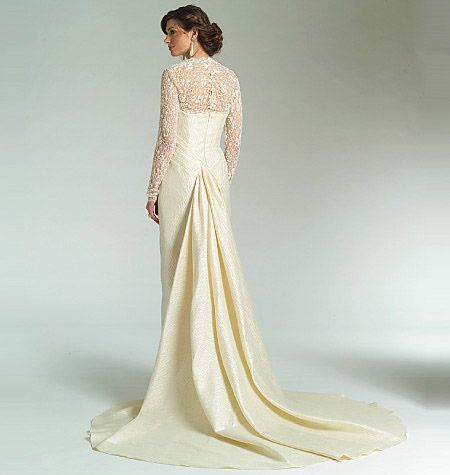 Vogue Wedding Dresses Patterns Weddings Dresses
