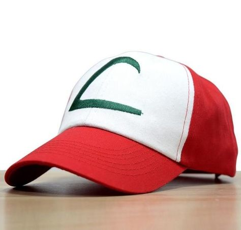 a8b40a46469e3 Ash Ketchum Hat - Pokemon - Gotta catch them all - Pokemon Trainer - Ash Hat  - snap back hat - truck