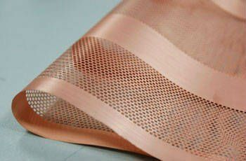 Copper Perforated Sheet For Industrial And Agricultural Rs 600 Kilogram Id 9922709762 Copper Perforated Substrate