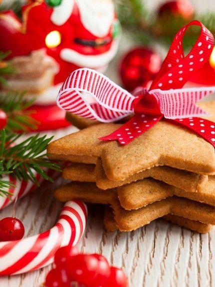 Χριστουγεννιάτικα μπισκοτάκια κανέλας - www.olivemagazine.gr