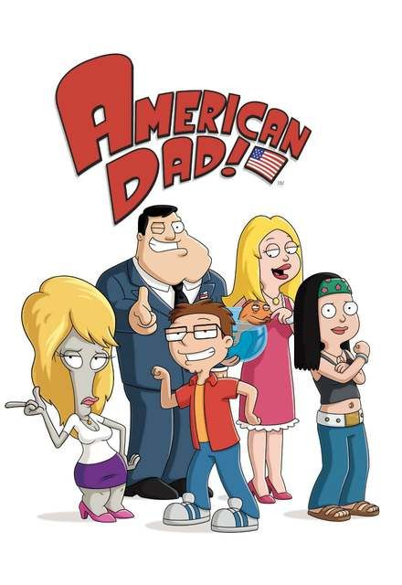 American Dad! on TBS   TV Show, Episodes, Reviews and List   SideReel
