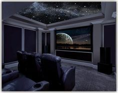 Cozy home theater ideas decor