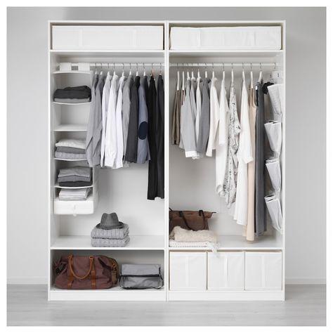 19 idee su Ikea | ikea, guardaroba bianco, idee ikea
