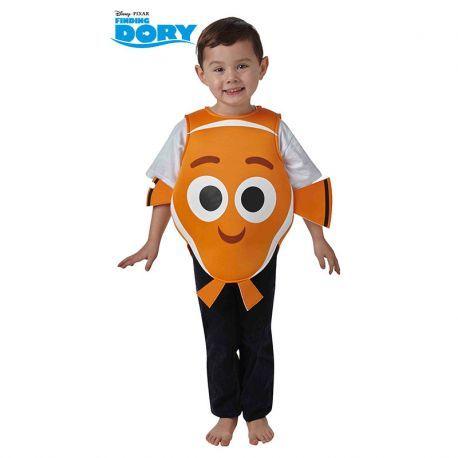 Ricerca Dory PESCI Kids Costume Disney Nemo per Bambini Costume BAMBINO MARE