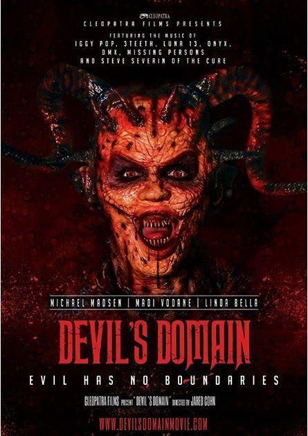 Devil's Domain (2017) | Horror/Sci-Fi Movies in 2019