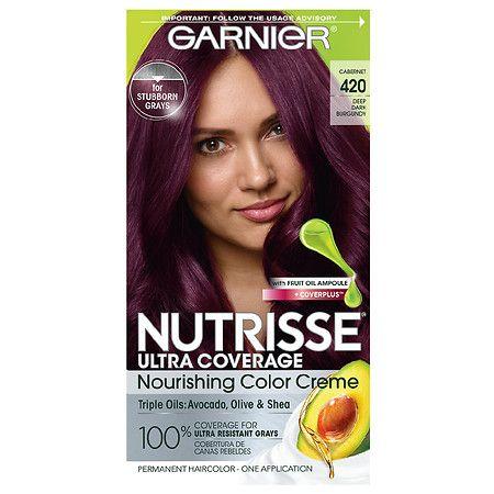 Garnier Nutrisse Ultra Coverage Nourishing Hair Color Creme