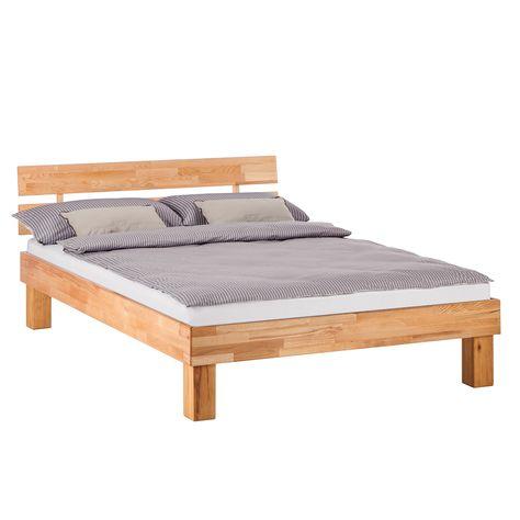 Massivholzbett Areswood Ii Massivholzbett Bett Ideen Und