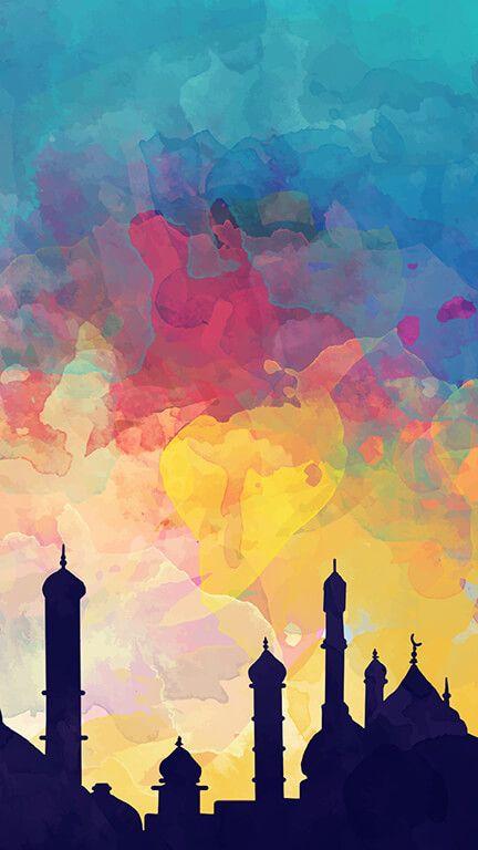 Background Abstrak Islami : background, abstrak, islami, Ramadan, Wallpaper, Islami,, Abstrak,