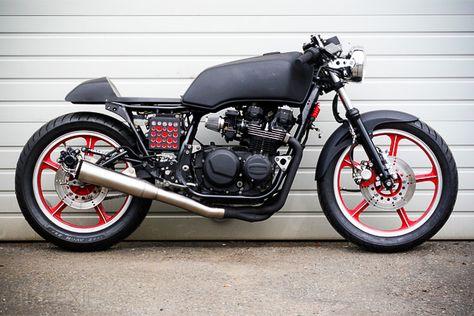 kawasaki gpz 550 1981 #bikes #motorbikes #motorcycles #