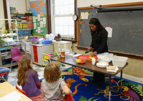 DC Greens is mobilizing local chefs to participate in Growing Healthy Schools Week! Get involved!