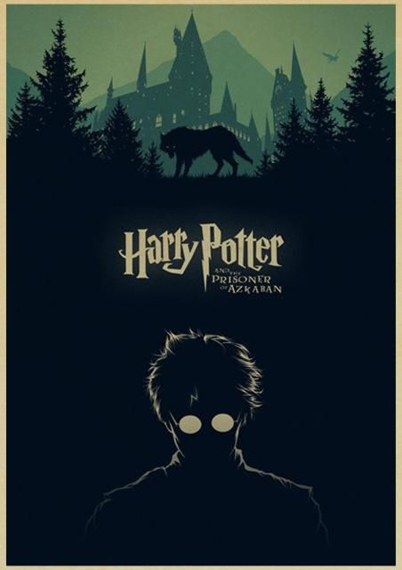Vintage Harry Potters Posters Harry Potter Poster Harry Potter Art Harry Potter Wallpaper