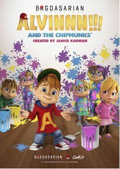 Alvinnn And The Chipmunks 2015 With Images Chipmunks Alvin