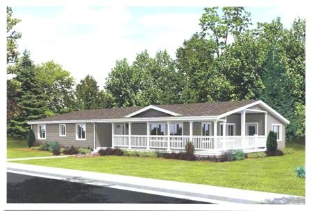 2022 Skyline Mobile Home For Sale Factory Direct Homes Milwaukie Or Double Wide Home Mobile Home Porch Manufactured Home