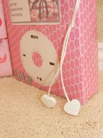 iPod valentine box