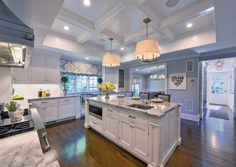 20 Beautiful Kitchens With High