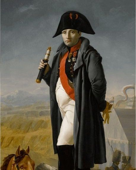 Austerlitz 1805  PETIT-DIEULOIS