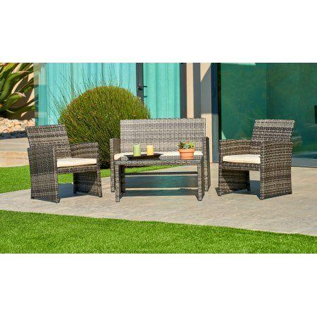 Patio Garden Sectional Patio Furniture Modern Outdoor