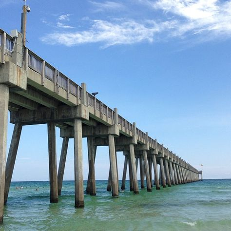 Pensacola Beach Gulf Fishing Pier