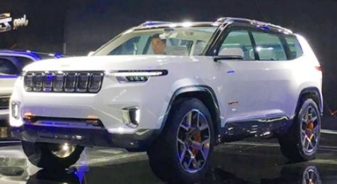 2020 Jeep Grand Cherokee Jeep Grand Cherokee Diesel Jeep Grand
