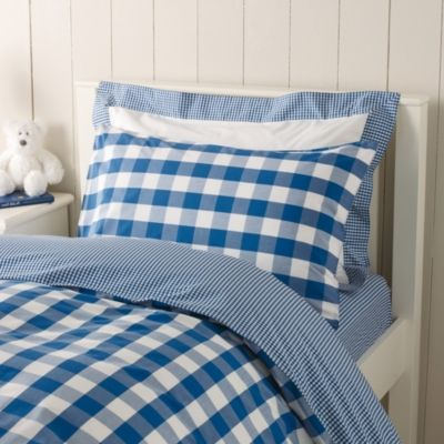 Gingham Bed Linen Collection Children S Bed Linen The White Company Childrens Bed Linen Bed Linens Luxury Bed Linen Sets