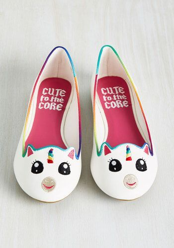 unicorn shoes | Unicorn fashion, White