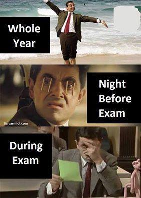 20 Humorous Final Exam Memes - bemethis   Exam quotes funny, Exams funny,  Funny school memes