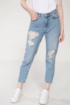 شلوار جین دفاکتو Levi Jeans Women Women Jeans Light Blue Denim