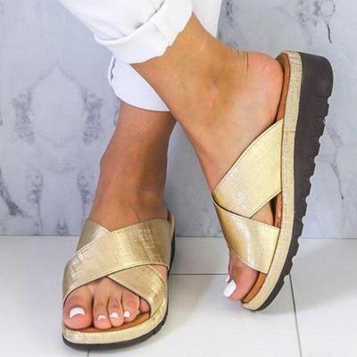 Najwygodniejsze Buty 2020 Rozmiary Butow Odpowiadaja Standardowym Unijnym Rozmiarom Butow Dla Kobiet Innowacyjny D Slip On Sandal Casual Slippers Heel Slippers