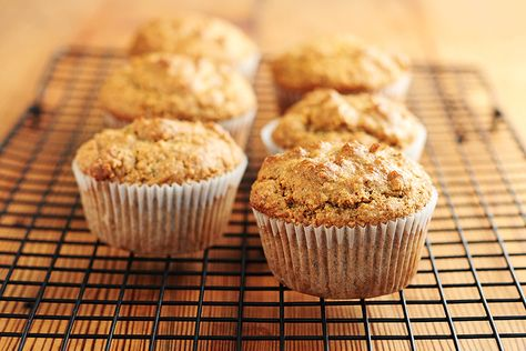 Lime Olive Oil Muffins