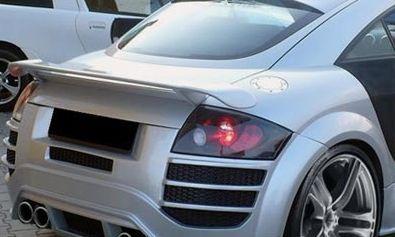 Boot Spoiler Ty 2 Audi Tt Mk1 8n Cars And Motor Audi Tt Audi Mk1