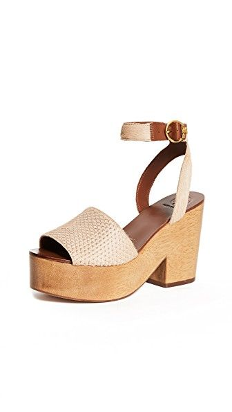 edd35d6e673 TORY BURCH CAMILLA 100MM SANDALS. #toryburch #shoes # | Tory Burch ...