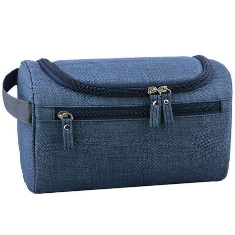 a68b1ee85458 New Women and men Large Waterproof Makeup bag Nylon Travel Cosmetic Bag  Organizer Case Necessaries Make Up Wash Toiletry Bag