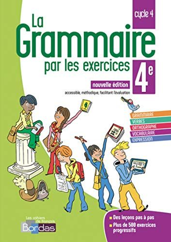 Telecharger La Grammaire Par Les Exercices 4e Pdf Par Joelle Paul Telecharger Votre Fichier Ebook Maintenant Books Ebook Ebook Pdf