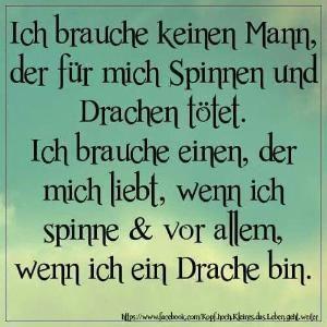 Spinne und Drache by jean