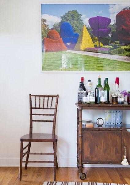 Raise The Bar - Work + Sea's Colorful Los Angeles Home  - Photos