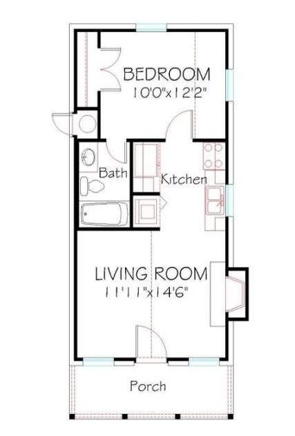 25 Best Tiny House Planssuper Tiny House Layout Floor Plans Ideas
