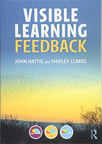 Epub Download Visible Learning Feedback Book Download Visible Learning Free Reading Teaching